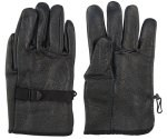 Leather D-3A Gloves